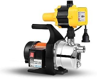 Giantz 800W 3240L/H Garden Hand Water Pump High Pressure Rain Tank with Automatic Pump Controller