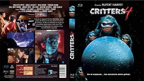 Critters 4 BD 1992 [Blu-ray]