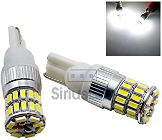 SiriusLED Extremely Bright 36W 3014 Chip SMD LED Bulbs for Car Interior Lights License Plate Dome Map Side Door Marker DRL...