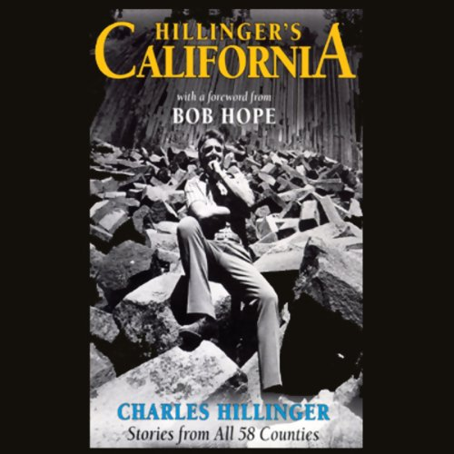 Hillinger's California audiobook cover art