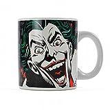 DC Comics–Batman–Taza de cerámica (–Joker Face–Caja de Regalo
