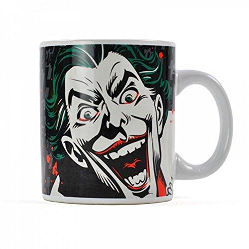 DC Comics - Batman - keramische mok - Joker Face - geschenkdoos