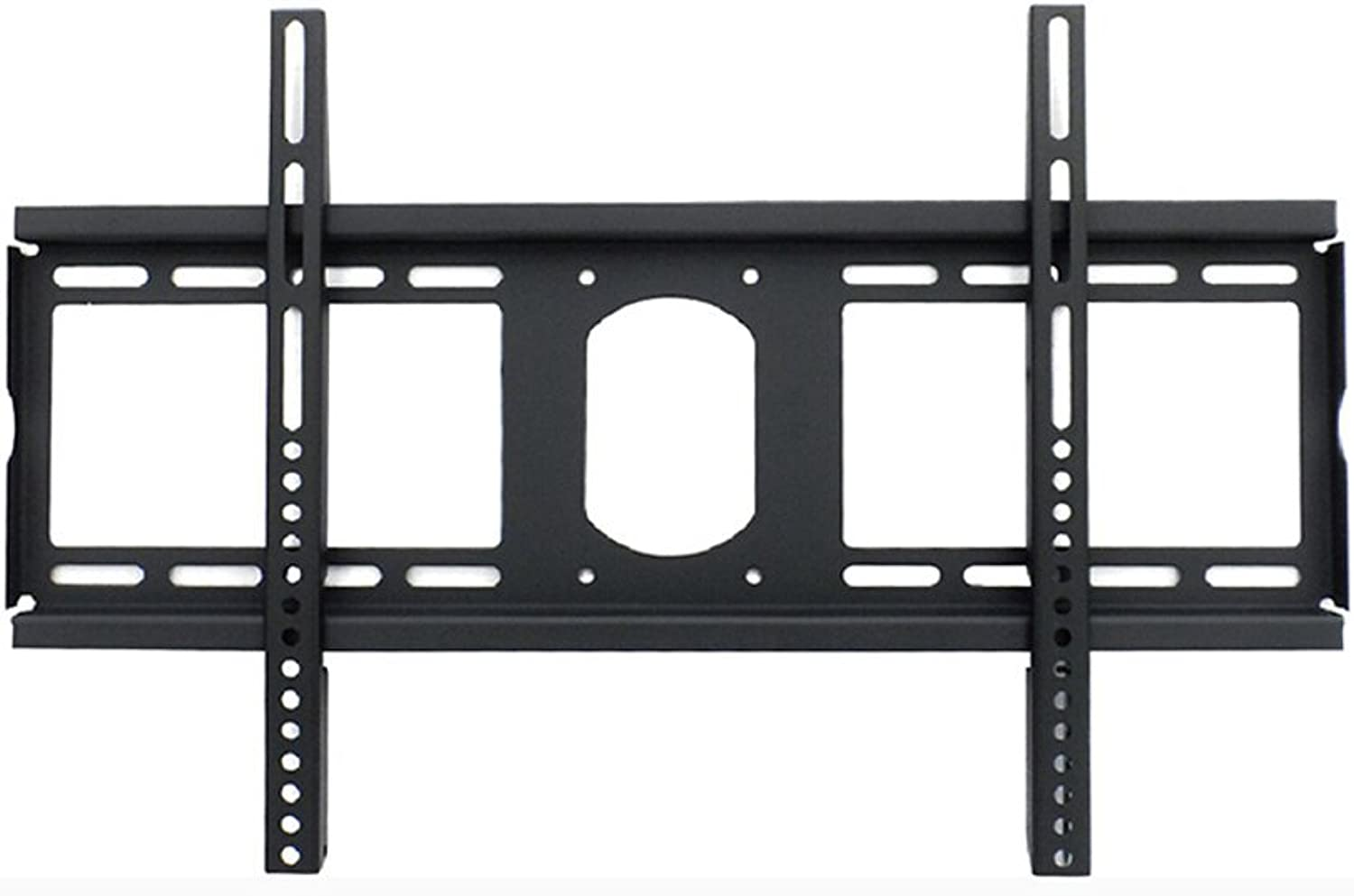 Ultrathin LCD TV Wall Mounted Bracket, 32-48 inch, 42-65 inch Universal Smart TV Stand, Cold Rolled Steel Material Flat TV Stand (Size   Large)