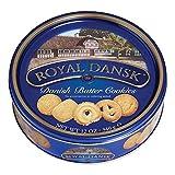 Royal Dansk Cookies, Danish Butter, Dose mit 340 ml Fassungsvermögen