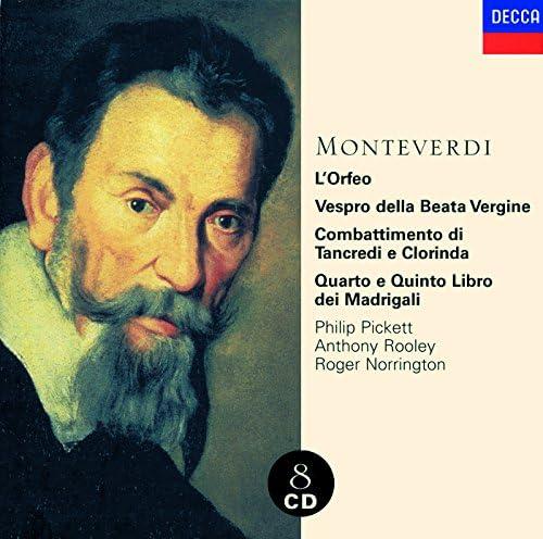 New London Consort, Philip Pickett, The Consort of Musicke, Anthony Rooley, Heinrich Schütz Choir & Roger Norrington