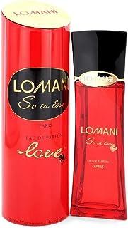 Lomani So In Love Woman 3.4 Ounce Eau De Parfum Spray