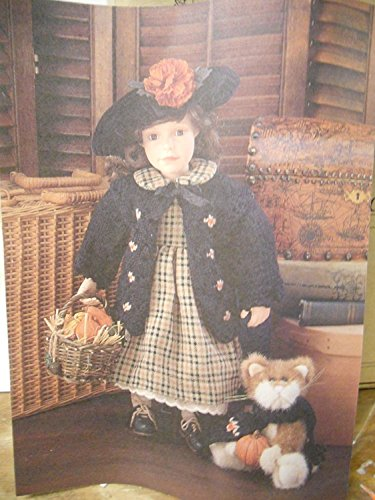 The Boyds Collection Yesterdays Child Kayla & Kirby Limited Edition Porcelain Doll Set