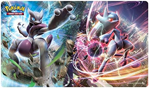Mega Mewtwo X and Y Play Mat - Pokemon TCG