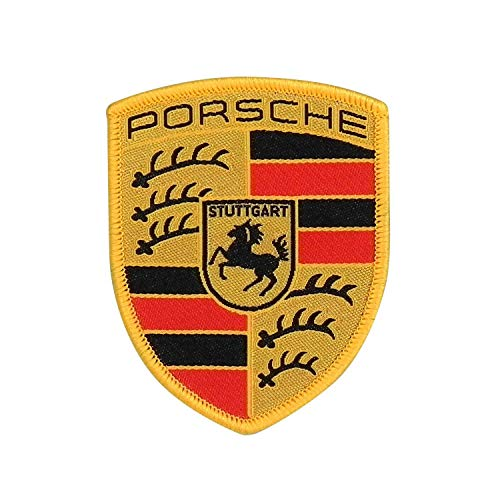 Price comparison product image Porsche Crest Sew-On Badge