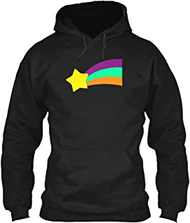 Shooting Star Mabel. 3XL - Black Sweatshirt - Gildan 8oz Heavy Blend Hoodie