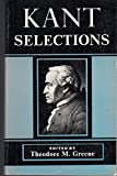 KANT: SELECTIONS.