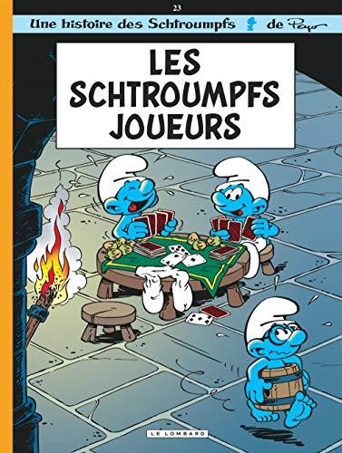 Les Schtroumpfs, tome 23 : Les Schtroumpfs joueurs