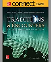 Connect 1-Semester Access Card for Traditions & Encounters