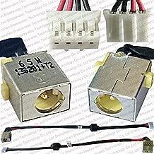 Cables & Connectors 100% New Laptop AC DC Power Jack Socket Cable Connector Wire for Acer Aspire E1-532 E1-571 50.M8EN2.002 - (Cable Length: One Piece)