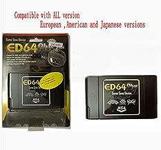 PAL/NTSC N64 ED64 PLUS Game Save Device Enhanced Version