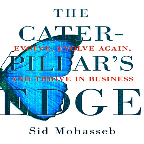 The Caterpillar's Edge audiobook cover art