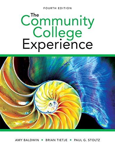 Community College Experience, The Plus NEW MyLab Student Success -- Access Card Package (4th Edition) (Experience Franchise)