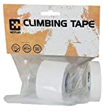 8cplus, Ref: CLI0250B Climbing tape color blanco, 5cm x10m