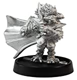 Stonehaven Miniatures Male Tengu Rogue Miniature Figure, 27mm - 100% Pewter Metal - Includes Slotted Creator Base - for 28mm Scale Table Top War Games - Designed & Made in USA