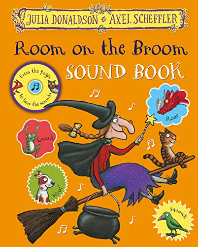 Room on the Broom Sound Book