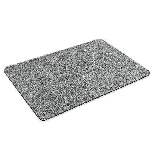 Floordirekt ECOGuard Schmutzfangmatte - Karat - grau, 50x80cm