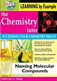 Chemistry Tutor: Learning By Example - Naming Molecular Compounds [DVD] [2011] [NTSC] by Jason Gibson