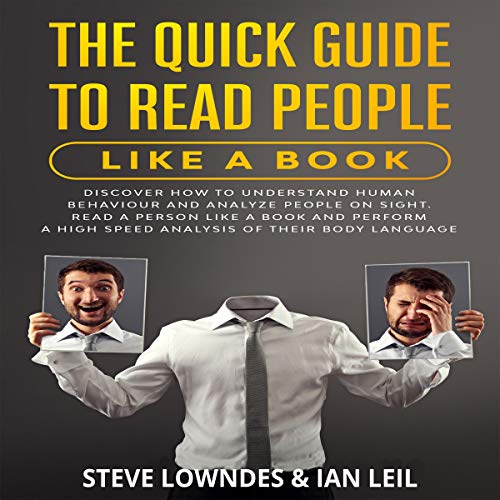 The Quick Guide to Read People Like a Book Titelbild