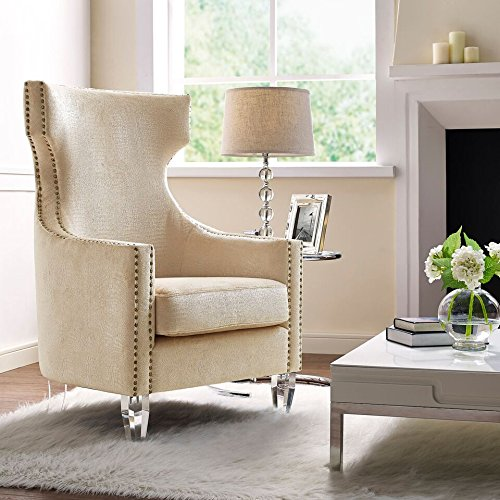 Gold Accent Chair Amazon Com