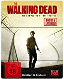 The Walking Dead - Die komplette vierte Staffel - Uncut/Extended/Steelbook [Blu-ray] [Limited Edition]