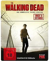 The Walking Dead Staffel 4 auf DVD