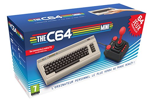 The C64 Mini Importación francesa