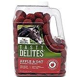 Manna Pro Tasty Delites Apple and Oat Treats 3lb