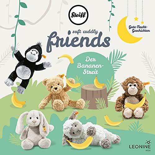 Steiff - Soft Cuddly Friends. Gute-Nacht-Geschichten 2 Titelbild