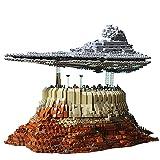 Las Naves Espaciales Jetta City + Imperial Se Basan en El Juego Construcción de Piezas City Model Star Wars Series 1160, Modelo de Coleccionista Exclusivo MOC, Compatible con Lego Star Wars