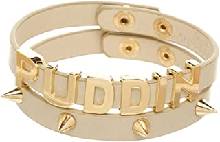 DC Comics Suicide Squad Harley Quinn Puddin Bracelet Set