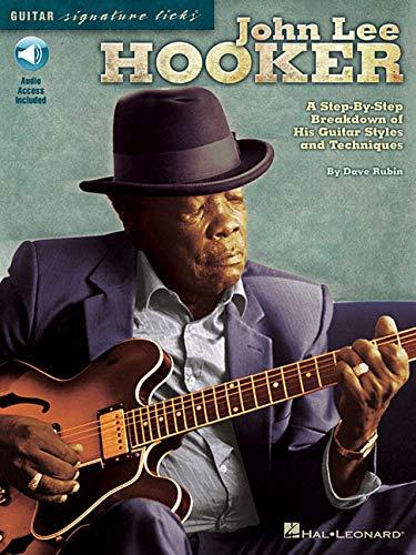 John Lee Hooker - Signature Guitar Licks: Lehrmaterial, CD für Gitarre (Guitar Signature Licks)