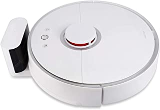 Roborock S50 Robot Vacuum Sweep-Mop Robotic Cleaner Wi-Fi Connected Laser Navigating Strong Suction for All Floor Types Au...