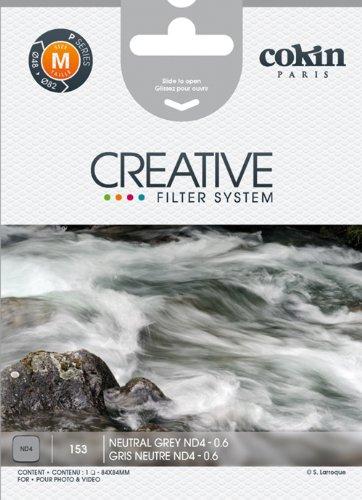 Cokin P-Series Neutral Grey ND4 (0.6) Filter