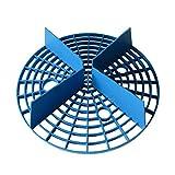 Accesorios Cocina Molde Lavado De Autos Protector De Arenas Inserto Lavabo Cubo De Agua Filtro De Suciedad De Arañazos Herramienta De Limpieza De Automóviles Accesorios De Lavado 26CmR20, Azul, C