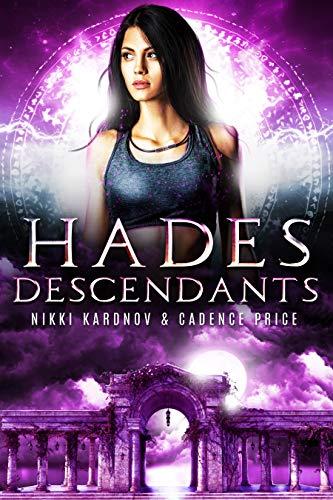 Hades Descendants (The Games of the Gods Book 1)