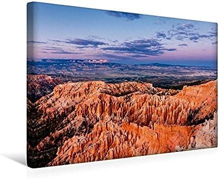 Bryce Canyon NP - Vista del Punto di Ispirazione, 45x30 cm