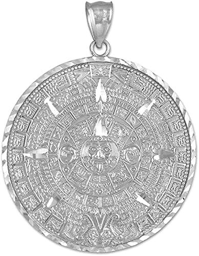 Aztec/Mayan Calendar Charm