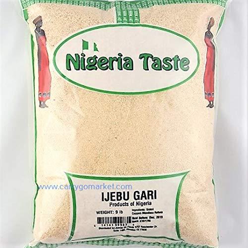 Nigeria Taste Ijebu 5% OFF online shopping 9lbs Gari
