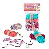 Craftabelle – Finger Knit Creation Kit –...