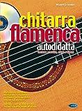 Chitarrista flamenca autodidatta. Con CD