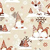 Pingianer 8,98€/m Weihnachten 100% Baumwolle 50x160cm