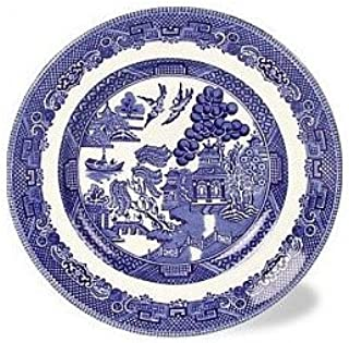 Willow Blue 7.75 Salad Plate [Set of 6] by Johnson Brothers
