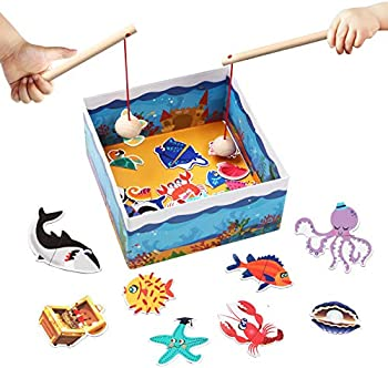 Blot Educational Fish Gaming Toy