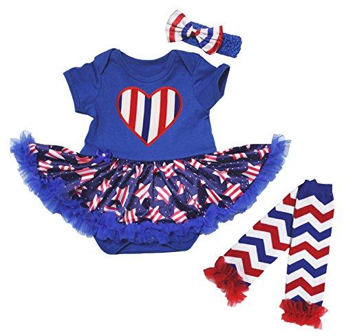 Petitebelle - Body - Bébé (fille) 0 à 24 mois bleu bleu 0-3 mois - bleu - S