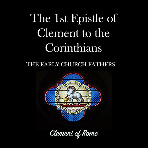 The 1st Epistle of Clement to the Corinthians cover art